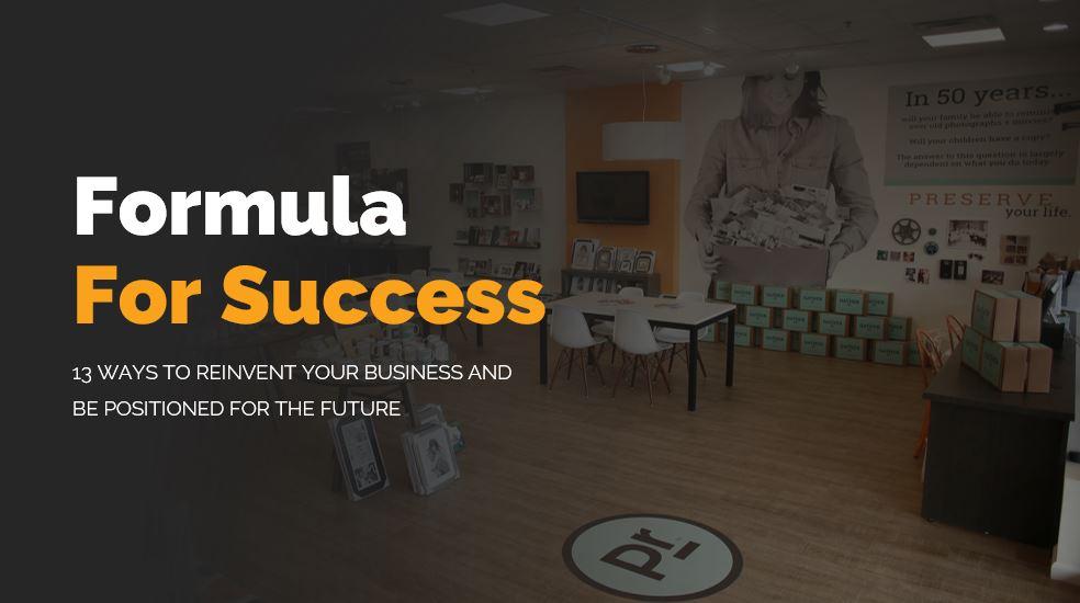 Success: Your Reinvention Formula
