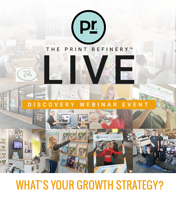 What's your Growth Strategy? Join us for PR LIVE!